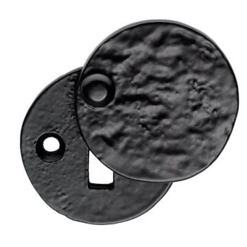 Plain covered escutcheon