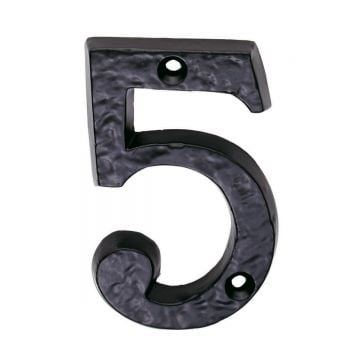 Numerals (black antique)
