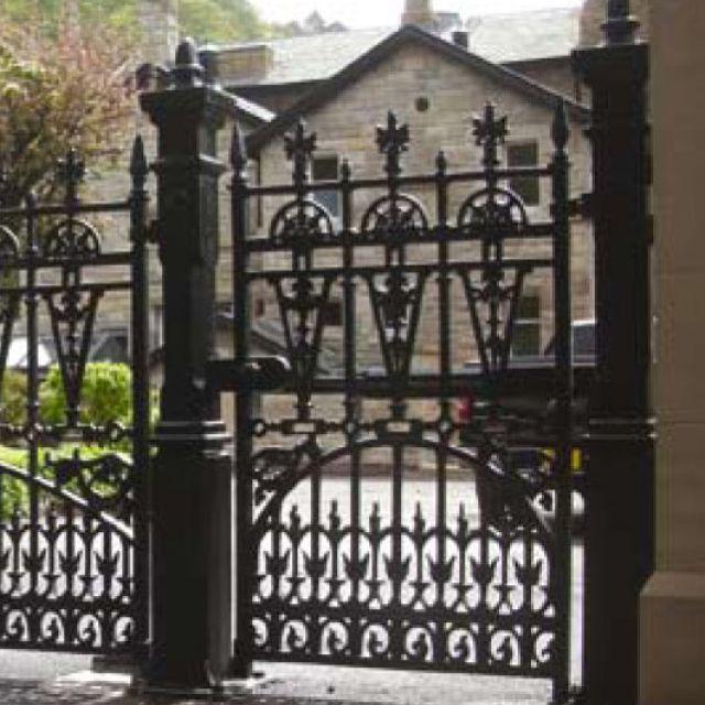 Winchester Garden Gate