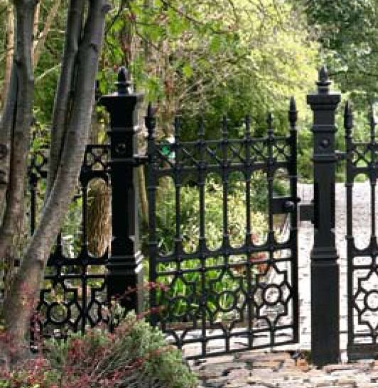 Dumfries Garden Gate Dumfries Range Of Gates And Railings