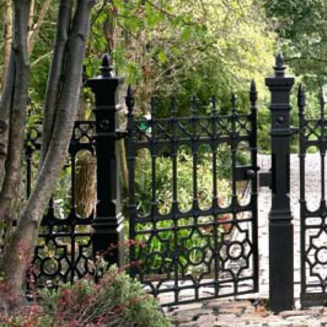 Dumfries Garden Gate