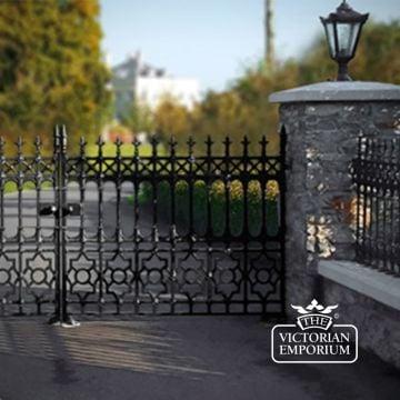 Dumfries Driveway Gates - 10ft pair