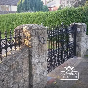 Dumfries Half Height Railings