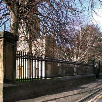 Colchester Half Height Railings