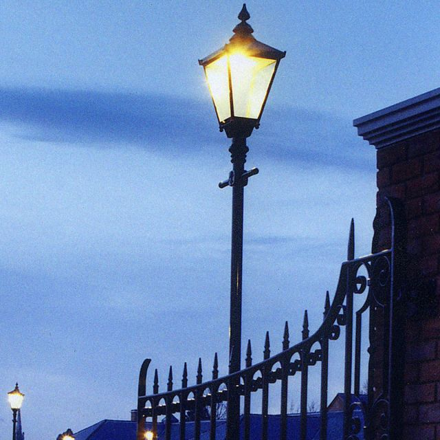 Borough Lantern