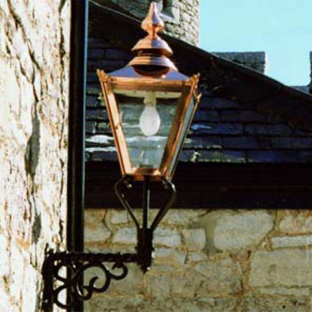 Cloister Lamp wall bracket