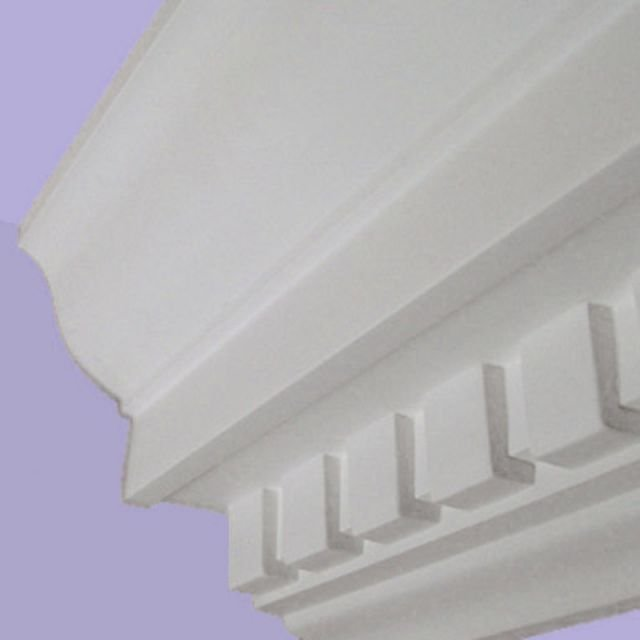 Victorian coving - Extra large Dentil