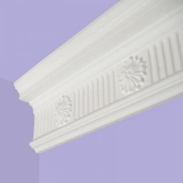 Victorian coving - Flower and Flute