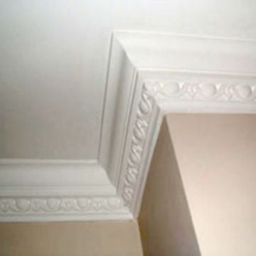 Victorian coving - Large Egg and Dart