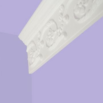Victorian coving - Scroll Frieze