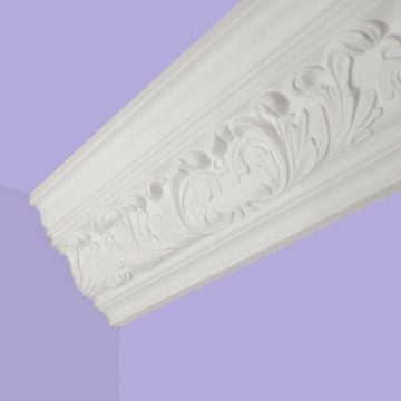 Victorian coving - Small acanthus Leaf