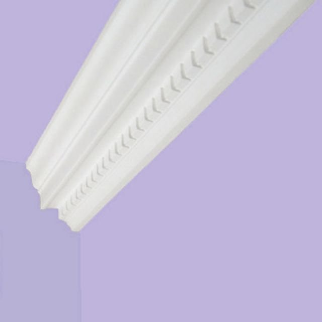 Victorian coving - Small Dentil