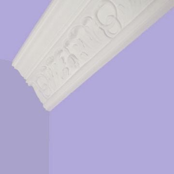 Victorian coving - Traditional Acanthus Leaf