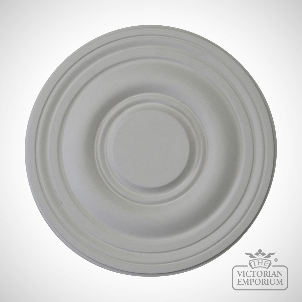 Victorian Ceiling Rose Style 2 300mm 560mm Or 690mm