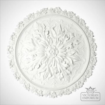Victorian ceiling rose - Style 6 - 640mm diameter