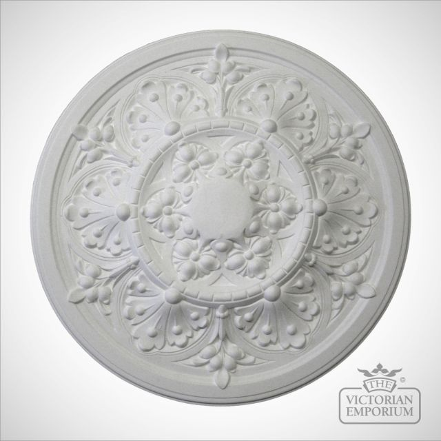 Victorian ceiling rose - Style 7 - 690mm diameter