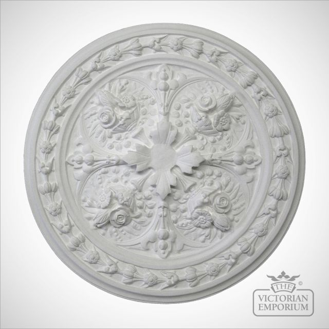 Victorian ceiling rose - Style 8 - 760mm diameter