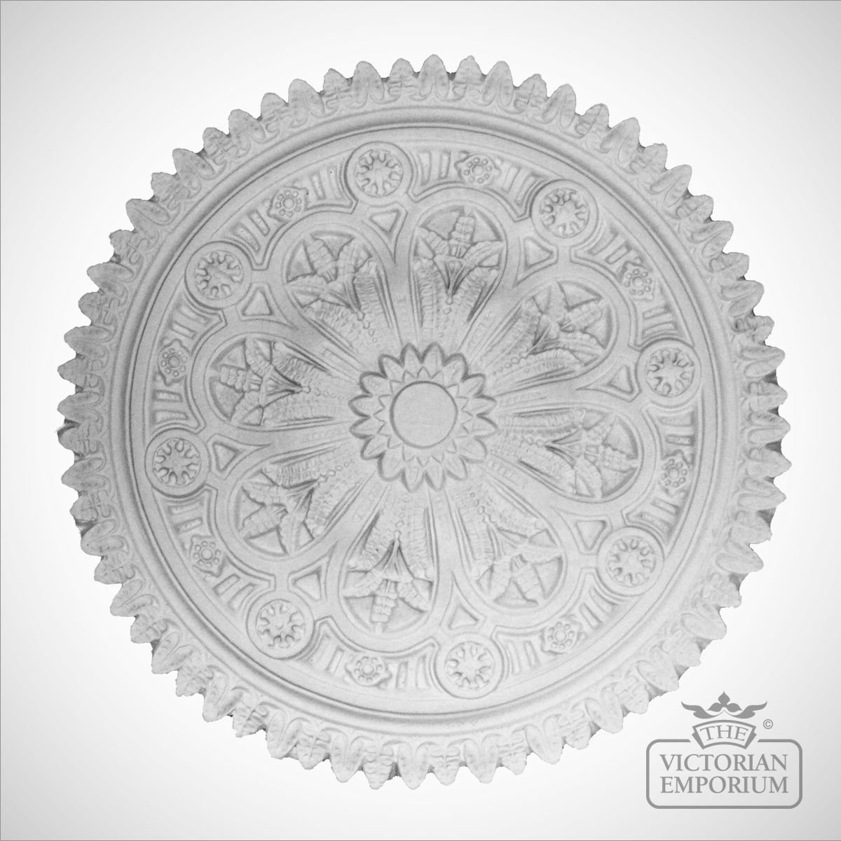 Victorian Ceiling Rose Style 10 760mm Diameter
