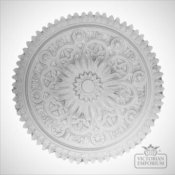Victorian ceiling rose - Style 10 - 760mm diameter