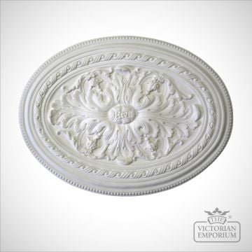 Victorian ceiling rose - Style 17 - 610mm diameter