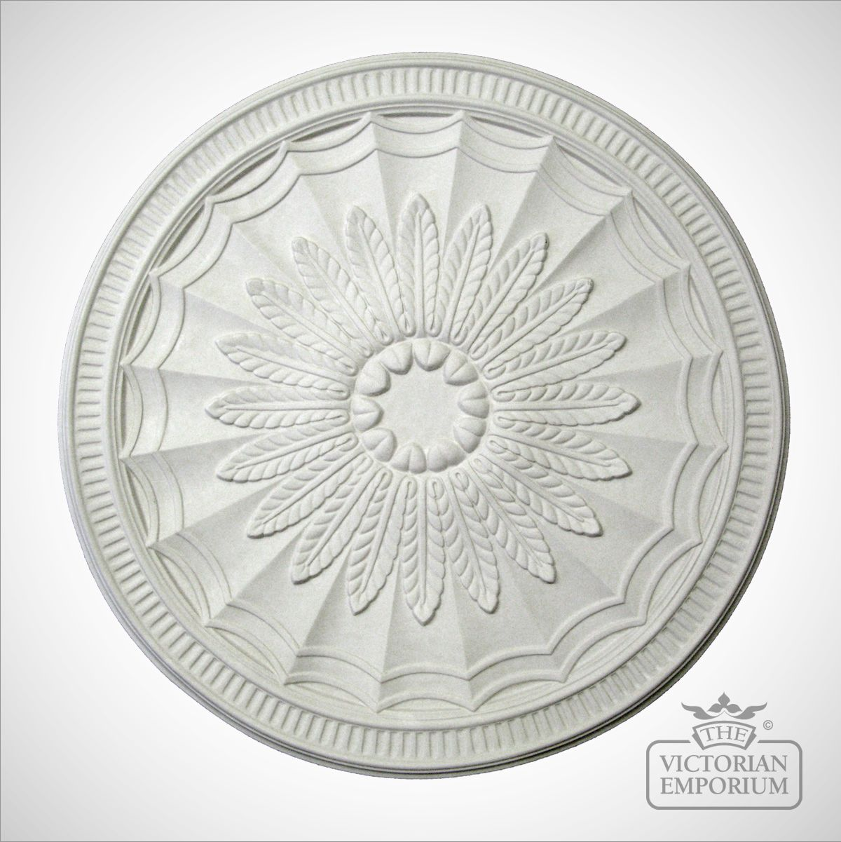 ceiling rose - style 20 - 690mm diameter