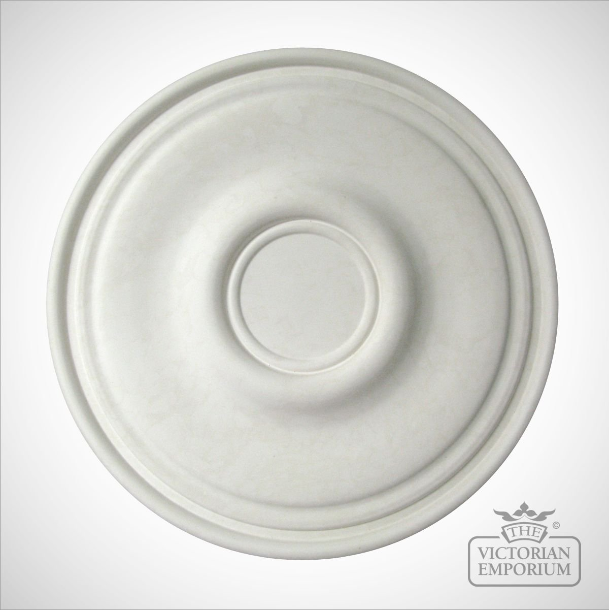 Victorian ceiling rose - Style 23 - 460mm diameter ...