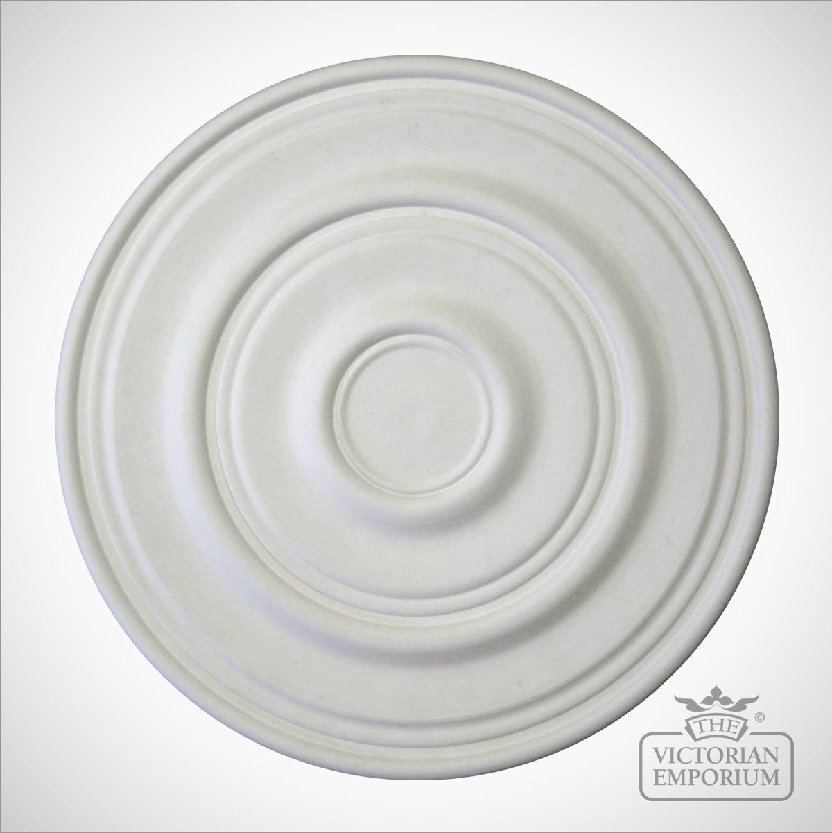 Victorian Ceiling Rose Style 24 610mm Diameter