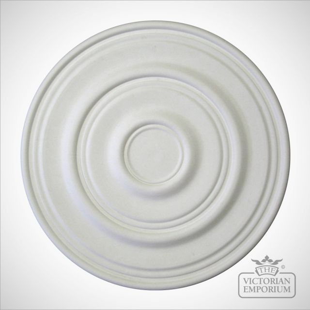 Victorian ceiling rose - Style 24 - 610mm diameter