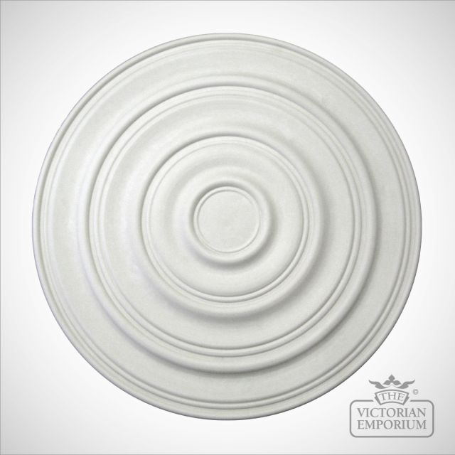 Victorian ceiling rose - Style 25 - 920mm diameter