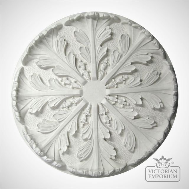 Victorian ceiling rose - Style 28 - 440mm or 610mm diameter