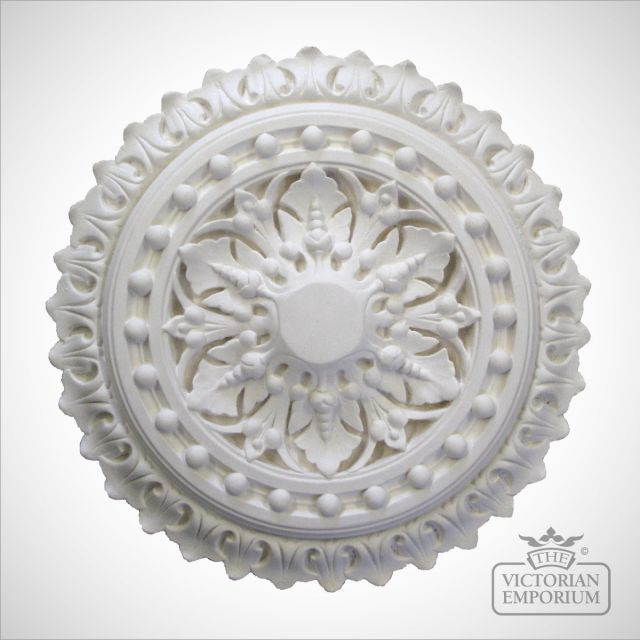 Victorian ceiling rose - Style 30 - 480mm diameter