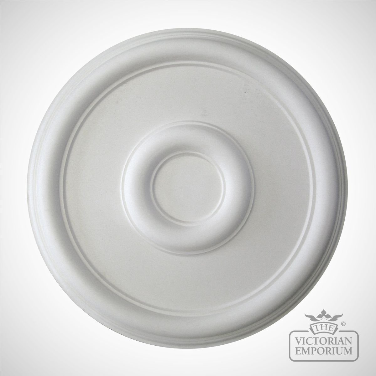 High Quality Victorian Ceiling Rose   Style 33   460mm Or 600mm Diameter