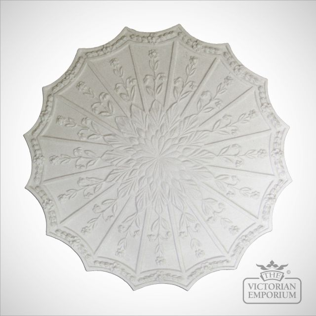 Victorian ceiling rose - Style 35 - 560mm diameter