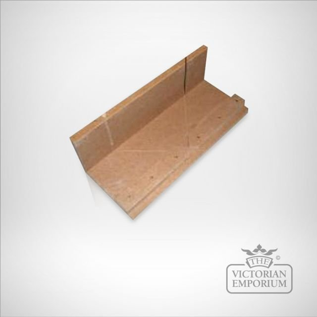 Mitre box for plaster mouldings