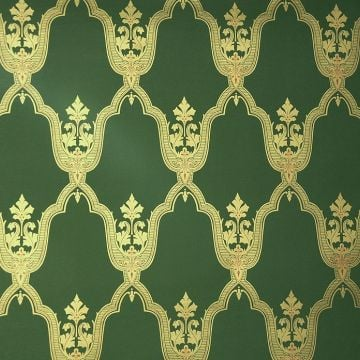 Melias Wallpaper - green
