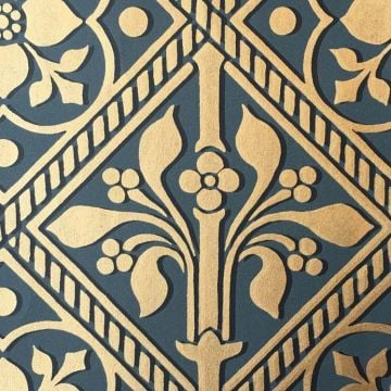 Trellis Wallpaper - Various colours