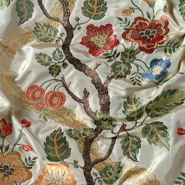 Haddon fabric - various colours
