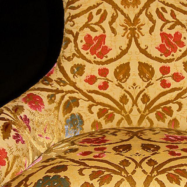 Isla fabric - various colours