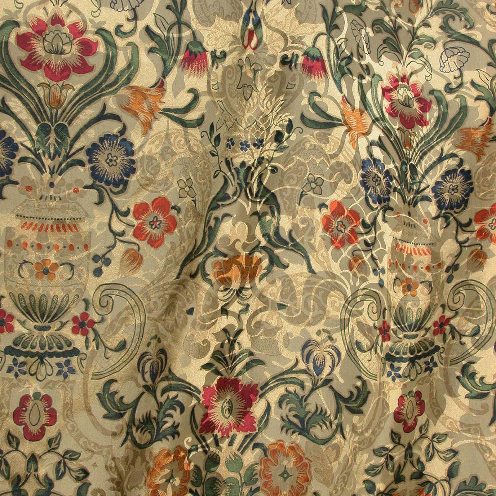 Langton Fabric Various Colours The Victorian Emporium