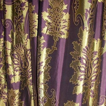 Malvern fabric - various colours