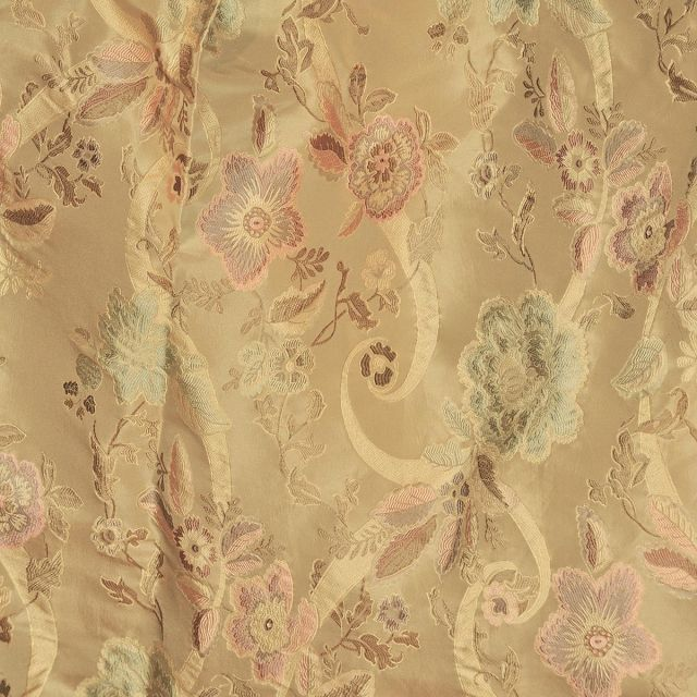 Mansfield fabric - various colours - 100% Silk