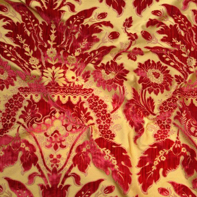 Versailles fabric - Rose gold