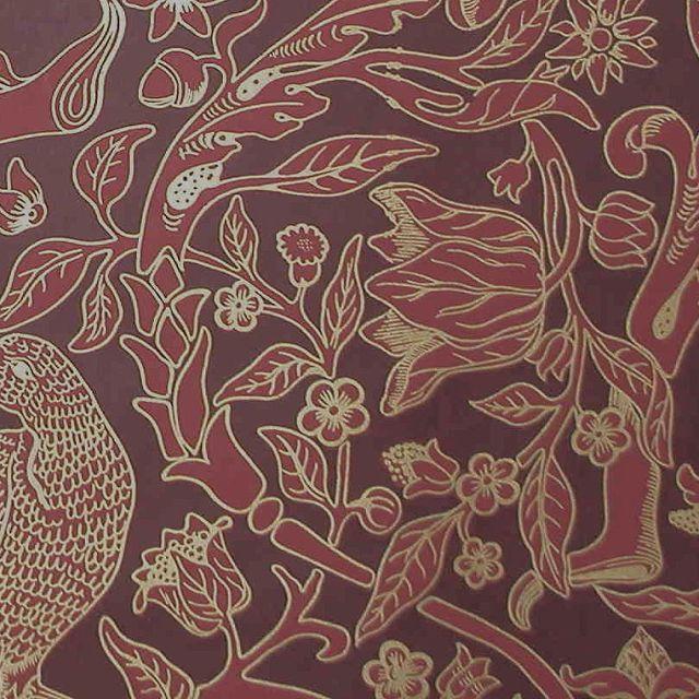 Bird Wallpaper - various colours