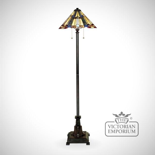 Tiffany Ingle Floor Lamp