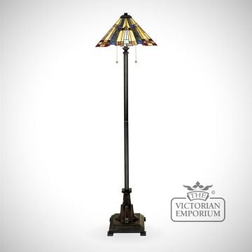 Tiffany Ingle Floor Lamp