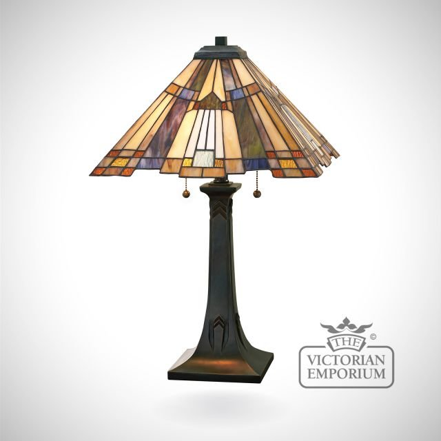 Tiffany Ingle Table Lamp