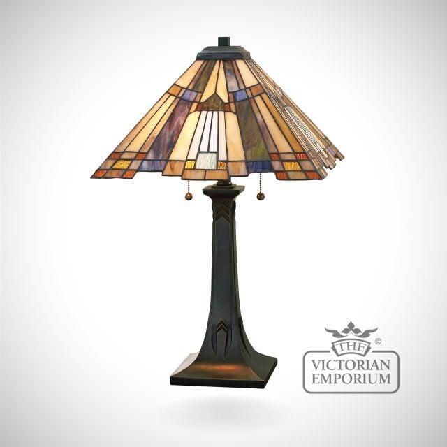 Tiffany Ingle Table Lamp