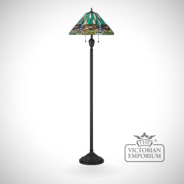 Tiffany King Floor Lamp