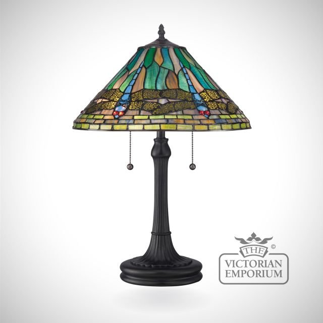 Tiffany King Table Lamp