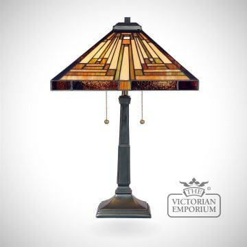 Tiffany Stephan Table lamp